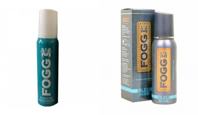 Fogg Majestic & Bleu Skies Body Spray For Men -120 Ml Each