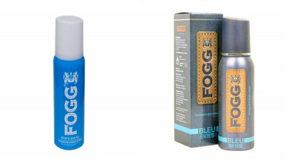 Fogg Imperial & Bleu Skies Body Spray For Men -120 Ml Each