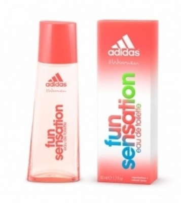 Adidas Fun Sensation EDT - 50 ml (For Girls, Women)