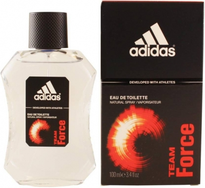 Adidas Team Force EDT - 100 ml (For Men)