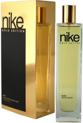 Nike Gold Edition EDT Eau de Toilette - 100 ml (For Men)