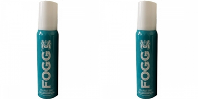 Fogg MajesticBody Spray For Men -120 Ml Each