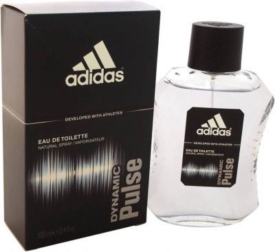 Adidas Dynamic Pulse with Offer EDT - 100 ml (For Men)