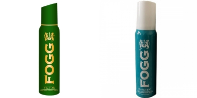 Fogg Victor & Majestic Body Spray For Men -120 Ml Each
