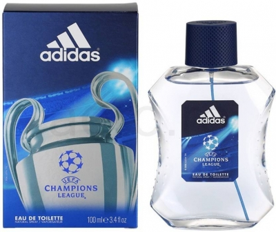 Adidas Champion League Eau de Toilette - 100 ml (For Men)