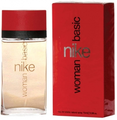 Nike Basic Woman EDT Eau de Toilette - 75 ml (For Women)