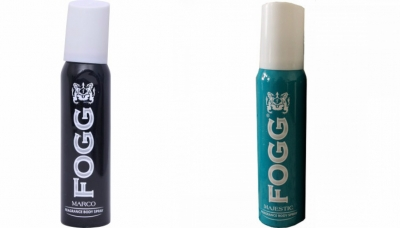 Fogg Marco  & Majestic Body Spray For Men -120 Ml Each