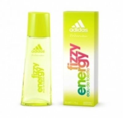 Adidas Fizzy Energy EDT - 50 ml (For Girls,Women)