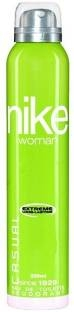 Nike Woman Extreme Long Lasting Deodorant Perfume Body Spray - For Girls, Women (200 ml)
