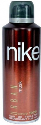 Nike Urban Musk Perfume Body Spray - For Boys, Men (200 ml)