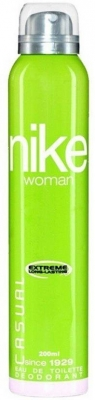 Nike Woman Extreme Long Lasting Deodorant Perfume Body Spray - 200 ml)