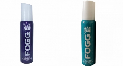Fogg Royal  & Majestic Body Spray For Men -120 Ml Each