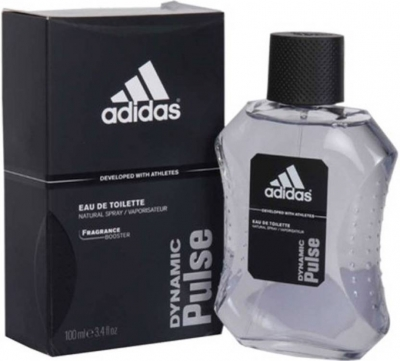 Adidas Dymanic Pulse Eau de Toilette - 100 ml (For Men)