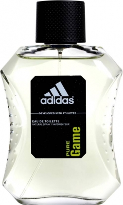 Adidas Pure Game with Offer EDT - 100 ml (For Men)