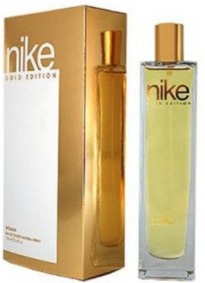 Nike Gold Edition Natural Spray EDT - 100 ml (For Women)