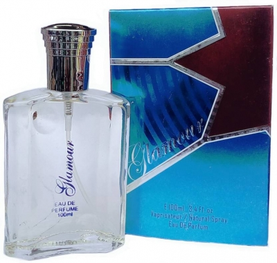 Glamour Blue Eau de Parfum - 100 ml (For Men)