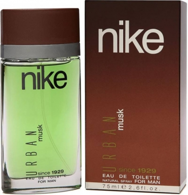 Nike Urban Musk EDT Eau de Toilette - 75 ml(For Men)