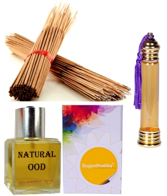 Natural Oudh Combo