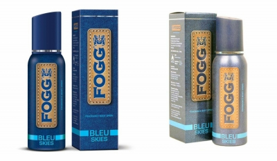 Fogg Bleu Skies  & Bleu Skies Body Spray For Men -120 Ml Each
