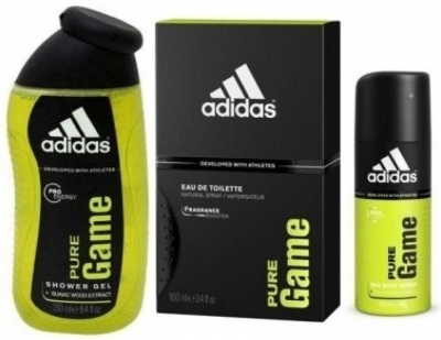 Adidas Pure Game Set (Set of 3)