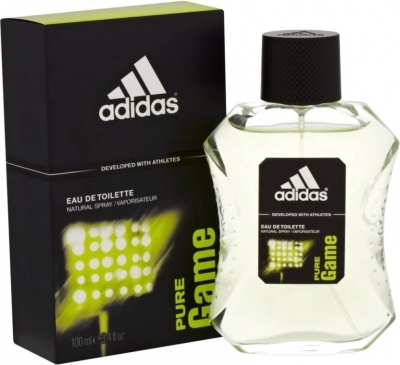 Adidas Pure Game EDT - 100 ml (For Men)