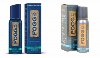 Fogg Bleu Ocean & Bleu Skies Body Spray For Men -120 Ml Each